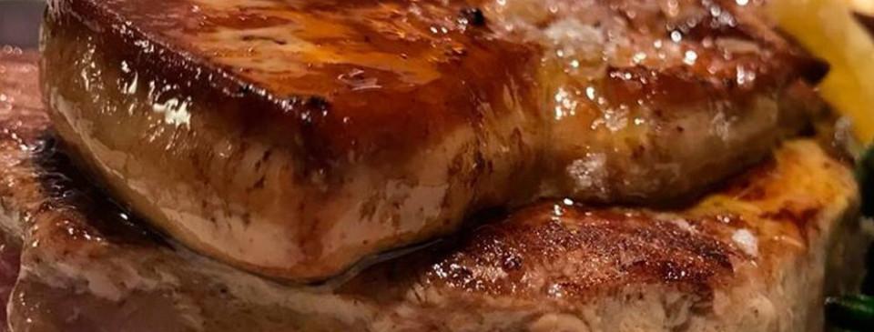 aperitivos con foie de pato