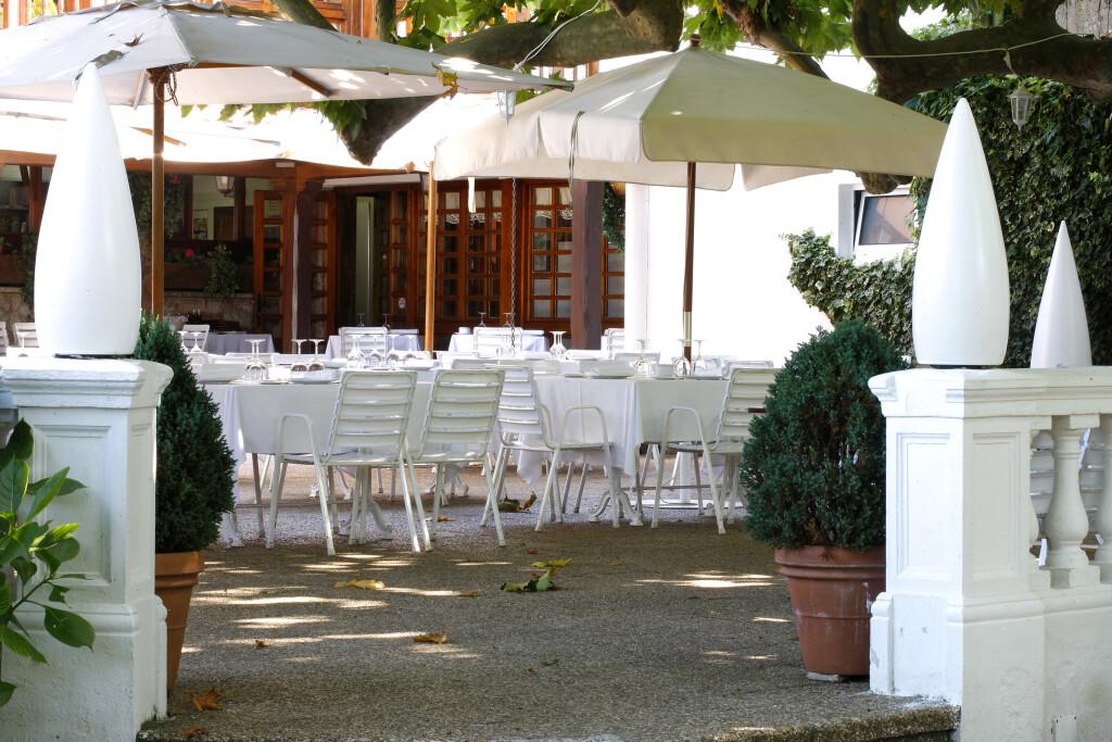 mesas terraza la pondala