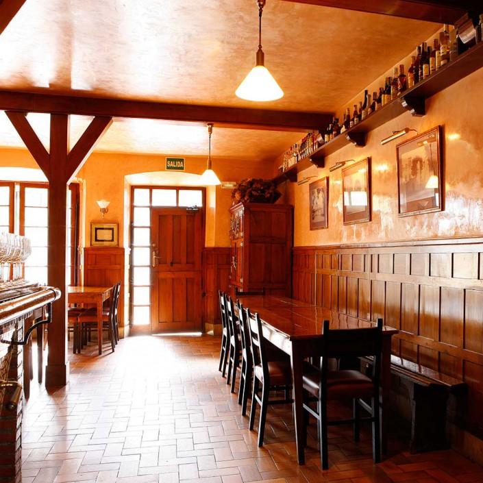 restaurante en Gijón La Pondala