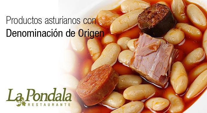 productos asturianos con denominación de origen