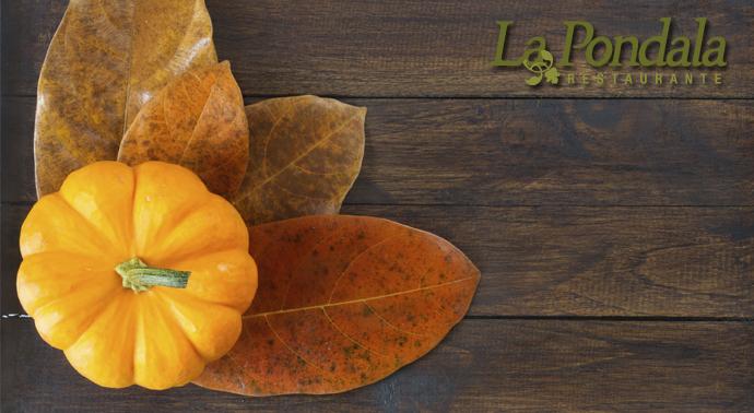 la pondala otoño