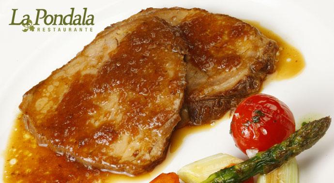 carne asada plato gastrónomico asturiano